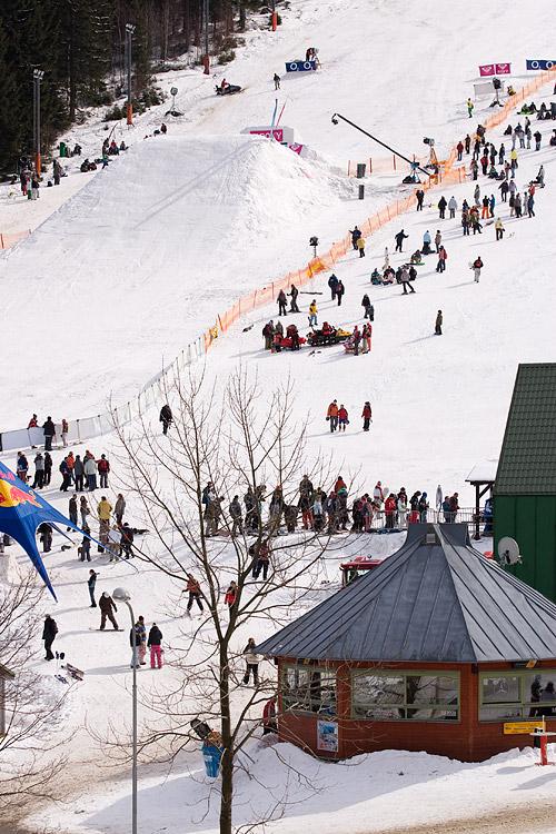 Quiksilver Snow Jam 2008
